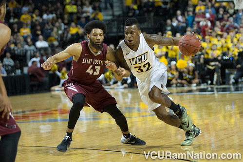 VCU vs. Saint Joseph's (A-10 Finals)