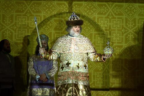 <em>Boris Godunov</em> musical highlight: The Coronation Scene