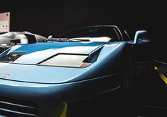 Bugatti EB110 (HistoRacingHD) Tags: brussels classic car vintage italian belgium bruxelles passion bugatti brussel autoworld 2016 eb110 historicracinghd historacinghd perfectclassic keeplegendsalive