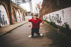 Cuba popping (tlphotography2) Tags: new red london photoshop canon 50mm dance cross dancer adobe mk2 5d f18 18 50 deptford mid gaint lightroom popping mk3 vsco