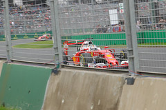 F1mel_16 (szk333) Tags: melbourne formula1 albertpark scuderiaferrari sebastianvettel f12016 formula1australiangp2016