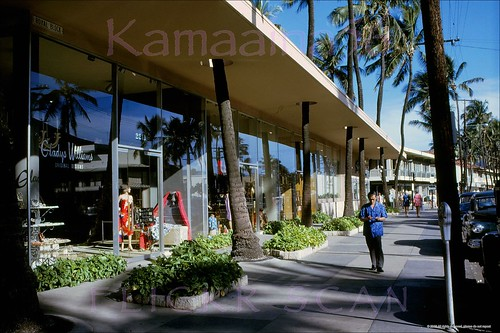 Gladys Williams Store Waikiki 1961