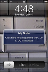 My brain on texting (askpang) Tags: distraction iphone distractionaddiction