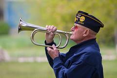 Taps_0382 (Jay Hyer) Tags: bugaltaps bokeh veteran military memorial day