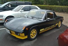 tamttd16088b (tanayan) Tags: car japan museum club cg nikon automobile german porsche toyota   aichi j1 ttd 914 nagakute   cgclub