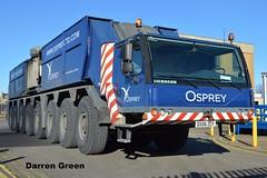 OSPRAY LIEBHERR LG 1750 OX06 ZCF (denzil31) Tags: crane boom lg 1750 service division heavy base lattice liebherr invergordon ospray zcf allelys ox06