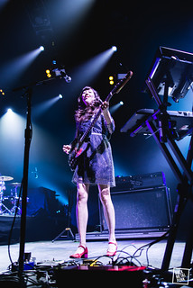 22-03-16 // Silversun Pickups at The Richmond Coliseum // Shot by Jake Lahah
