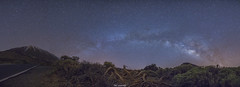 Milchstrae Panaroma (cd photography2015) Tags: night del canon de stars eos los spain europe long exposure atlantic iso pico tenerife garcia teide teneriffa f28 ef spanien canadas roques milkyway 6d 1635mm 6500