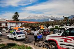 Amecameca (Ben Perek Photography) Tags: mexico volcano pueblo magico popo iztaccihuatl izta