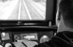 Observation (Avrillon) Tags: bw white black train noir nb formation locomotive blanc memento sncf cabine simulateur securite ferroviaire bb22200 simbase simcab