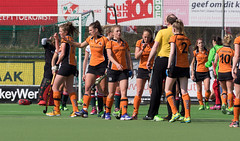 P3262751 (roel.ubels) Tags: hockey sport oz zwart mop oranje fieldhockey 2016 vught topsport hoofdklasse