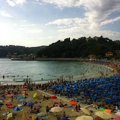 #Lerici #Liguria #Sea #Beach (Mek Vox) Tags: sea beach liguria lerici uploaded:by=flickstagram instagram:photo=7970515986145536577981272 instagram:venuename=venereazzurralerici instagram:venue=235480578
