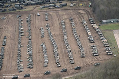 Pictured are hundreds of armoured and support vehicles during Exercise TRACTABLE 2016. (Defence Images) Tags: uk england man ex training army drops exercise military free bulldog wheeled lorry vehicle warrior salisbury british wiltshire panther plain defense defence spartan scimitar tracked foden stormer hvm commandvehicle bulford regiments fv432 infantryfightingvehicle fv107 reconnaissancevehicles combatvehicles fv103 transportandlogistics fv4034 snatch2landrover closeairdefence challanger2 3rdukdivision mainbattletanke fv501 starstreakmissle protectedpatrolvehicles rwmiklandrover revisedweaponsmountedinstallationkit snatch2a24v immlc