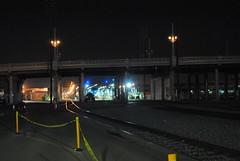 Railroad Maintenance Yard (LEDtronics) Tags: california light green lamp bulb america technology outdoor indoor application led fluorescent kelvin halogen temperature savings fixture hid watt torrance replace energyefficient ledtronics