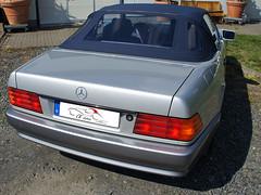 Mercedes SL R129 (ck-cabrio_creativelabs) Tags: mercedes sl r ck cabrio 129 softtop 8901