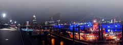 Hamburg - Elbphilharmonie, Hafencity, Speicherstadt (ralph_behrens) Tags: panorama germany deutschland hamburg olympus hdr speicherstadt hafencity oly autopano elbphilharmonie 1240mm colorefex