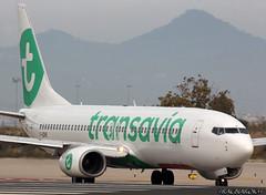B737-800_TransaviaFrance_F-GZHE-002 (Ragnarok31) Tags: barcelona france airport barcelone transavia b737 b737800 fgzhe