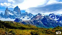 Aire bien puro. #ElChaltn #PatagoniaArgentina (comadrejacontenidos) Tags: travel sky patagonia argentina landscape ngc samsung photograpy patagoniaargentina elchaltn