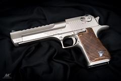 Desert Eagle - .50AE (10 Gauge) Tags: hand cannon pistols magnum firearms handguns deserteagle smithwesson