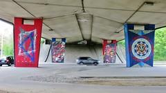 Reab / Defo / Ebola & Aien / Solo Cink / Anderlecht - 22 apr 2016 (Ferdinand 'Ferre' Feys) Tags: bxl brussels bruxelles brussel belgium belgique belgi streetart artdelarue graffitiart graffiti graff urbanart urbanarte reab solocink solo5 defo aien ebola arteurbano ebo
