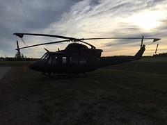 Bell CH-146 Griffon (comiquaze) Tags: squadron 430 rcaf escadron cyxk 146478
