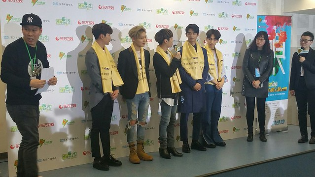160328 ‎SHINee @ '23rd East Billboard Music Awards' 26059564251_77e2dff037_z