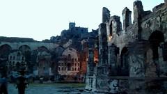Old Glory.... (rufaro) Tags: history fort hyderabad relics golconda