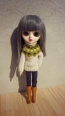 8 (Hongse_m) Tags: for sweater doll sale handmade ooak aussie custom bulma tangkou