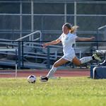 BHS Varsity Ladies Soccer vs Providence 4/26/16