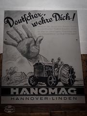good old times (spline_splinson) Tags: sign de deutschland label transportation antiquetractor oldsign hanomag oldtractor badenwrttemberg signcloseup altesschild uhldingenmhlhofen splinson