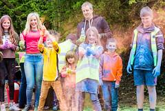 107/366 Weldmar Hospice Colour Run 2016 - 366 Project 2 - 2016 (dorsetpeach) Tags: charity colour fun paint hospice event dorset 365 weymouth 2016 366 aphotoadayforayear 366project colourrun lodmoorcountrypark second365project weldmar
