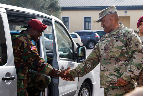 Armed Forces Liberia, USARAF reaffirm partnerships