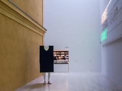ERWIN WURM-  Untitled (2008) (HeinzDS) Tags: mnchen kunst skulptur erwinwurm lembachhaus