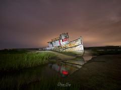 Point Reyes Shipwreck (Nam Ing) Tags: lightpainting shipwreck inverness pointreyesshipwreck
