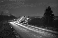 Take me home country roads... (4eye) Tags: blackwhite orava slovakia zuberec goldcollection 4eye
