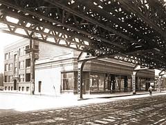 63rd & Eberhart, 1917 (WayOutWardell) Tags: chicago woodlawn