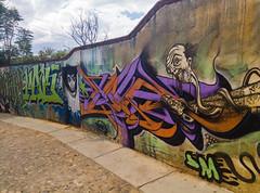 Graffiti Oaxaca