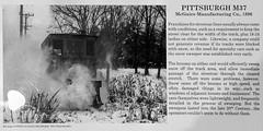 Snow sweeping  Pennsylvania Trolley Museum (SteveMather) Tags: snow 1969 washington nikon rail off line clean pa dxo topaz sweeping ptm 1896 m37 pennsylvaniatrolleymuseum d7100 opticspro