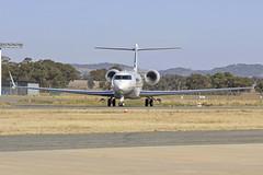 AVWest Aviation (N47TR) Gulfstream Aerospace G-VI (G650) taxiing at Wagga Wagga Airport (1) (Bidgee) Tags: gulfstream g650 waggawaggaairport n47tr