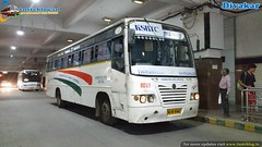 KSRTC KL-15-A-144 From Bangalore To Thiruvalla (Dhiwakhar) Tags: kesrtc