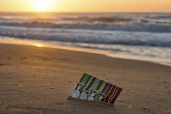 Anzac Day 2016 (Crouchy69) Tags: ocean sea seascape beach water sunrise landscape dawn coast day waves sydney australia medal anzac medals 2016 turimetta