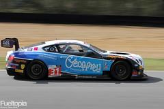 Bentley Continental GT3 (31) (Rick Parfitt/Seb Morris) (tbtstt) Tags: race 1 championship kent rick continental round british hatch morris seb gt 31 circuit bentley brands gt3 parfitt