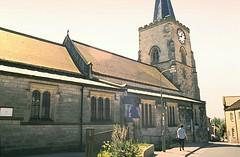 St Leonard's church, Malton, Yorkshire (Hipster Bookfairy) Tags: church architecture