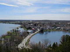 The village of Westport, Ontario (Ullysses) Tags: ontario canada spring village westport printemps foleymountain