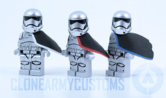 And YOU get a cape, and YOU get a cape! (CloneArmyCustoms) Tags: 2 storm trooper star lego captain cape wars clone phase phasma