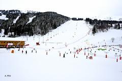 Stade de slalom (A. Wee) Tags: france alps meribel slalom  troisvalles les3valles rocdefer
