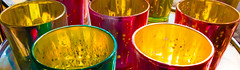 Colourful Olympics (Maurits Verbiest) Tags: colours cups olympics