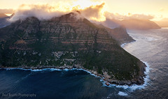 BOSS 400 (Panorama Paul) Tags: sunrise southafrica longbeach shipwreck aerialphotography houtbay sentinel westerncape chapmanspeak nikkorlenses nikfilters nikond800 boss400 wwwpaulbruinscoza paulbruinsphotography nicokohne