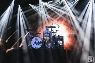 June 27, 2015 // Fall Out Boy @ Merriweather Post Pavilion // Shot by Jake Lahah