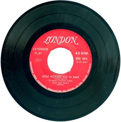 1 - Little Richard - And His Band - EP - Sweden - 1956-- (Affendaddy) Tags: london sweden 1956 littlerichard tuttifrutti decca extendedplay ripitup longtallsally readyteddy collectionklaushiltscher vinyleps usrocknroll vinyl4tracksingle reo1074